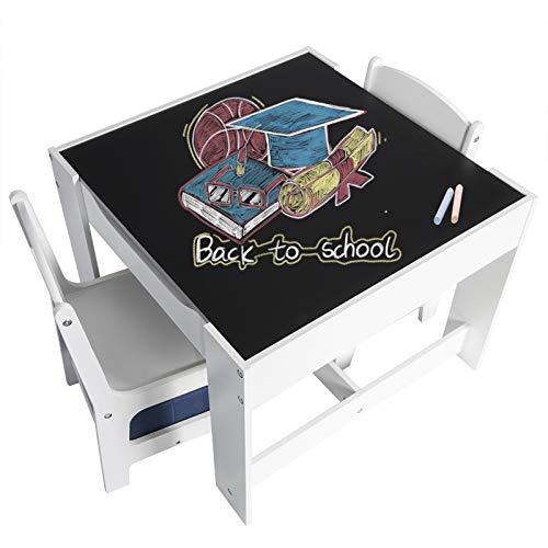EUGAD 0001ETZY Kindersitzgruppe, 1 Kindertisc...