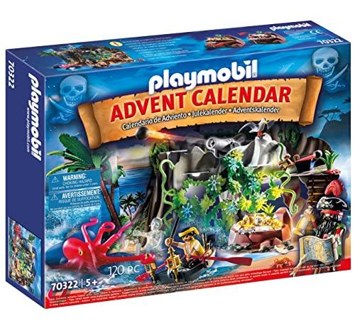 PLAYMOBIL Adventskalender 70322 Schatzsuche i...