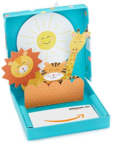 Amazon.de Geschenkkarte in Geschenkbox (Willk...