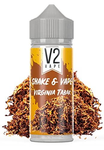 V2 Vape Virginia Shake and Vape hochdosiertes...