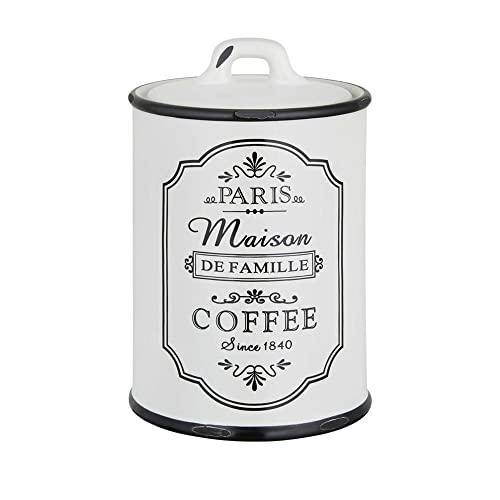 Kaffeedose Vorratsdosen Set shabby chic Keram...