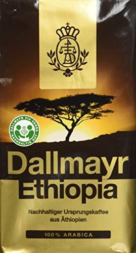Dallmayr Kaffee Ethiopia 500g gemahlen - 1er ...