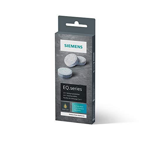 Siemens Reinigungstabletten TZ80001A, gründl...