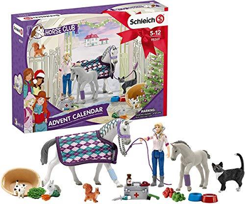 SCHLEICH 98269 Adventskalender 2020 Horse Clu...