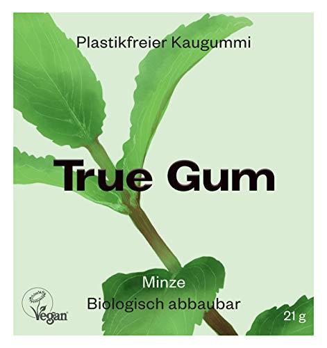True Gum - Minze | Plastikfreier Kaugummi | B...
