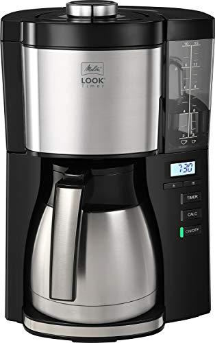 Melitta 1025-18 Look V Timer Filter-Kaffeemas...
