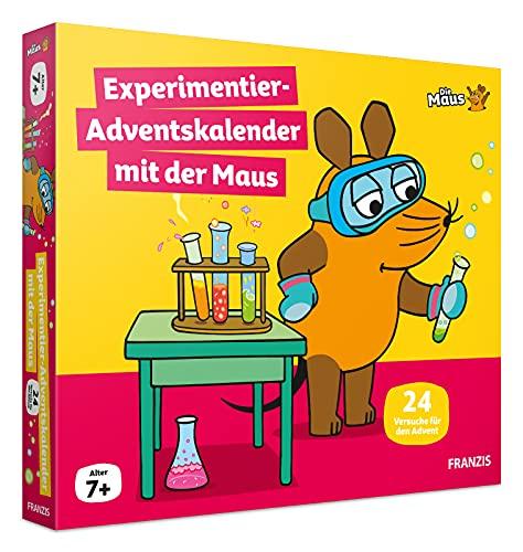 FRANZIS Experimentier-Adventskalender mit der...