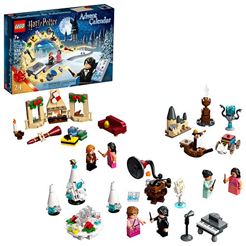 LEGO Harry Potter 75981 - Adventskalender Neu...