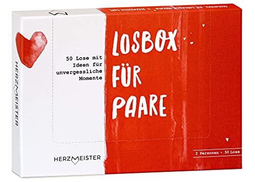 Herzmeister Losbox für Paare I Das Paar-Gesc...