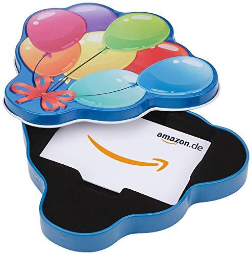 Amazon.de Geschenkkarte in Geschenkbox (Gebur...