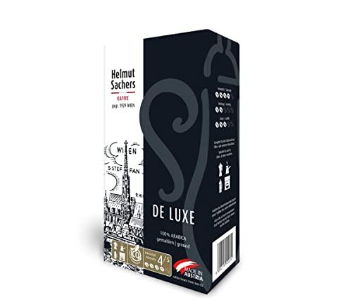 Helmut Sachers Kaffee De Luxe, gemahlen, 500 ...