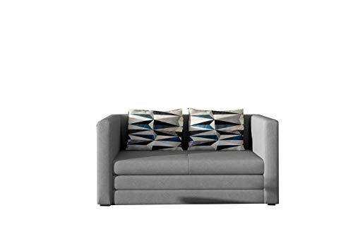MOEBLO Schlafsessel Sofa mit Schlaffunktion o...