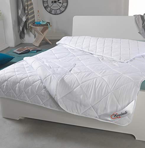 Kuscheli® 4-Jahreszeiten Bettdecke 135x200 G...
