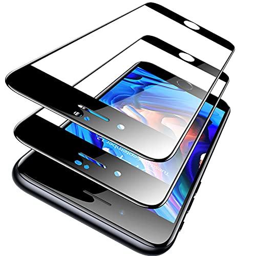 TORRAS Nur Kompatibel mit iPhone SE 2020 Foli...