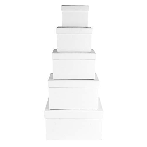 Ideen mit Herz Geschenkboxen mit Deckel   Pap...