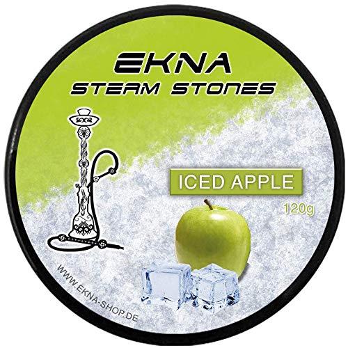 EKNA Steam Stones Iced-Apple 120g - Wasserpfe...