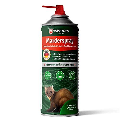 Veddelholzer Marderspray für Auto, Dachboden...