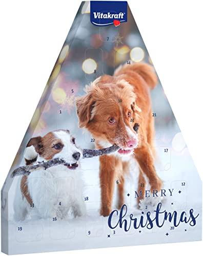 Vitakraft Adventskalender für Hunde 2020, 24...