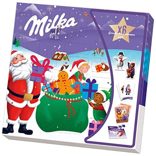 Milka Weihnachtsfreunde Adventskalender 1 x 1...