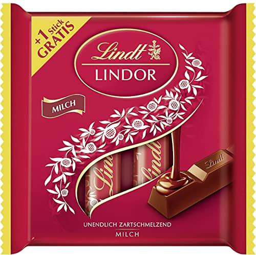 Lindt Lindor Vollmilch Sticks, Vollmilch-Scho...
