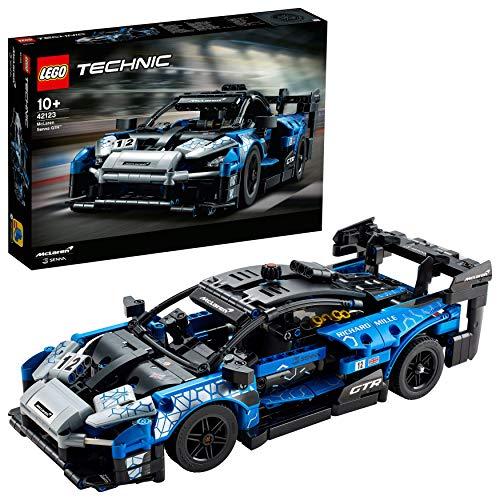 LEGO 42123 Technic McLaren Senna GTR Rennspor...
