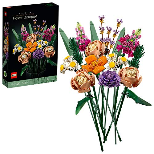LEGO 10280 Creator Expert Blumenstrauß, kün...