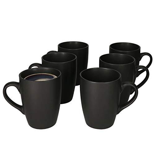 MamboCat Lampart Nero 6er Kaffeebecher-Set sc...