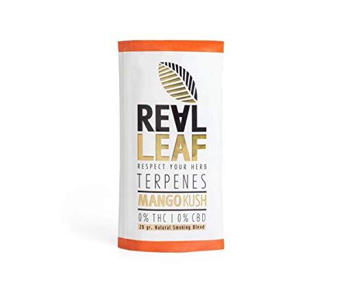 Real Leaf - Natürliche Kräutermischung - Ta...