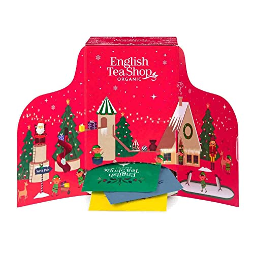 English Tea Shop - Tee Adventskalender rot, 2...