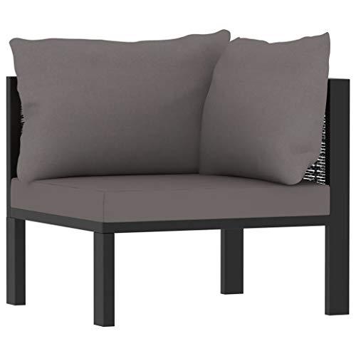 vidaXL Sofa-Eckelement mit Linker Armlehne un...