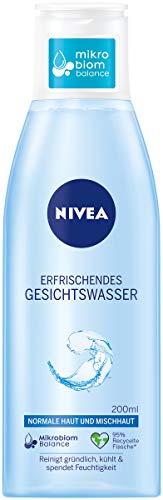 NIVEA Erfrischendes Gesichtswasser für norma...