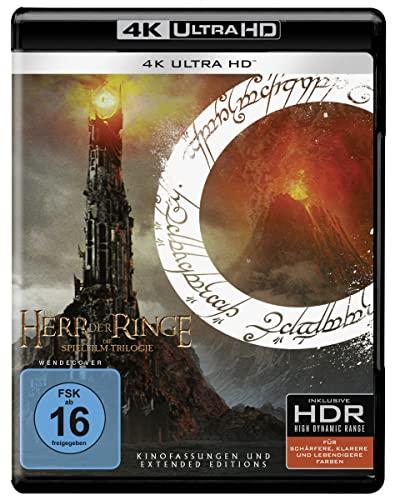 Der Herr der Ringe: Extended Edition Trilogie...