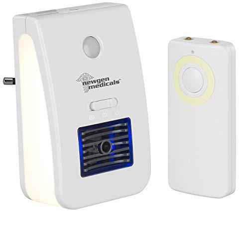 newgen medicals Beleuchtung: 2in1-Ionisator-L...
