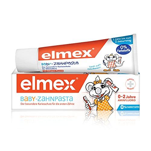 elmex Baby Zahnpasta, 0-2 Jahre, 50ml