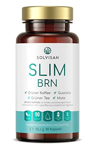 SOLVISAN GREEN BRN mit Grüner Kaffee, Grüne...