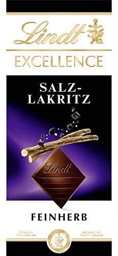 Lindt EXCELLENCE Tafel, Feinherbe Schokolade ...