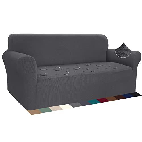 Luxurlife Stretch Wasserdicht Sofabezug für ...